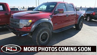2014 Ford F150 4x4 Crew Cab SVT Raptor for sale 100922788