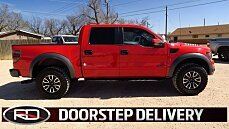 2014 Ford F150 4x4 Crew Cab SVT Raptor for sale 100962398