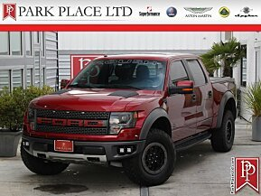2014 Ford F150 4x4 Crew Cab SVT Raptor for sale 101051415