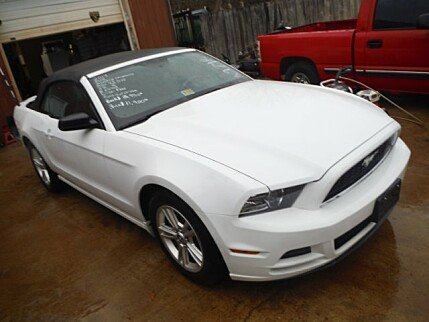 2014 Ford Mustang Convertible for sale 100834423