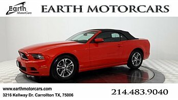 2014 Ford Mustang Convertible for sale 100904456