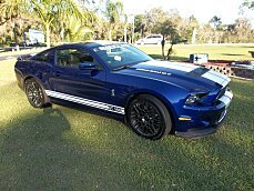 2014 Ford Mustang Shelby GT500 Coupe for sale 100783020