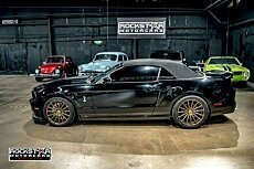 2014 Ford Mustang Shelby GT500 Convertible for sale 100885227