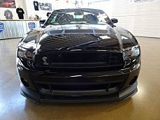 2014 Ford Mustang Shelby GT500 Coupe for sale 100979967