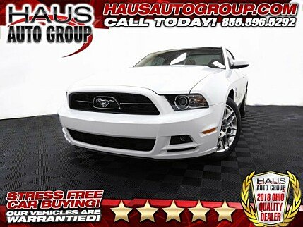 2014 Ford Mustang Coupe for sale 101014486