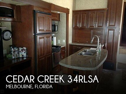 2014 Forest River Cedar Creek for sale 300105848