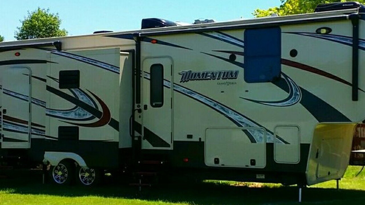 2014 Grand Design Momentum for sale 300138079
