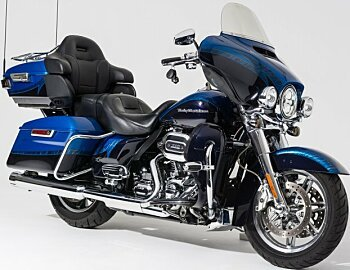 2014 Harley-Davidson CVO for sale 200425709