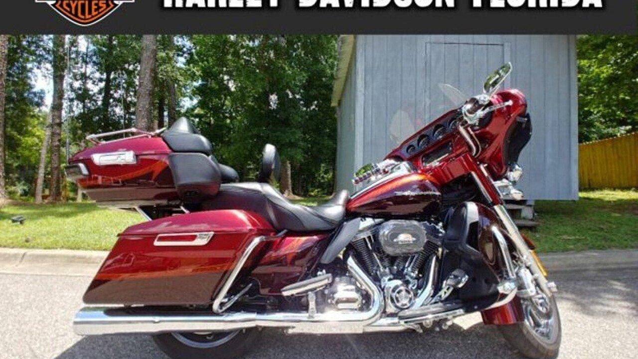 2014 Harley-Davidson CVO for sale 200586760