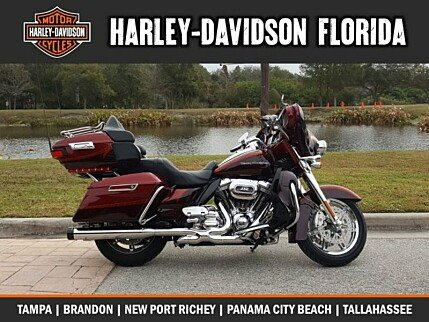 2014 Harley-Davidson CVO for sale 200523448