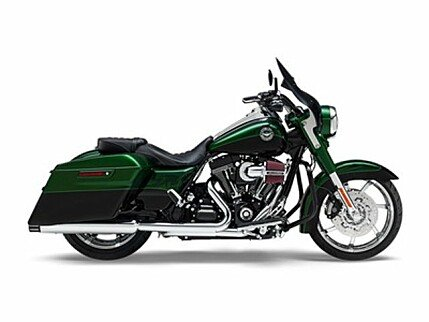2014 Harley-Davidson CVO for sale 200585817