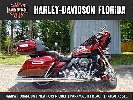 2014 Harley-Davidson CVO for sale 200586760