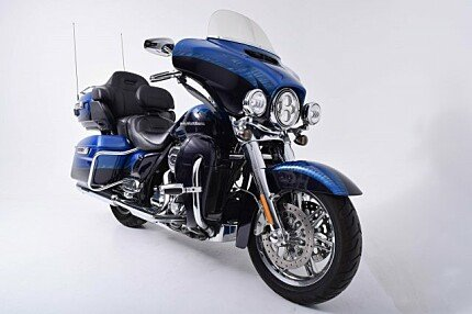 2014 Harley-Davidson CVO for sale 200603793
