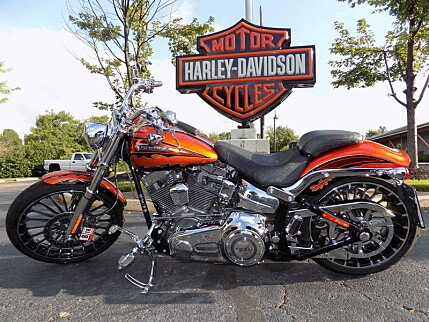 2014 Harley-Davidson CVO for sale 200627422