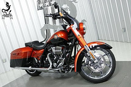 2014 Harley-Davidson CVO for sale 200630183