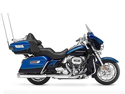 2014 Harley-Davidson CVO for sale 200641929