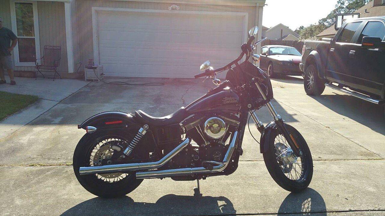 2014 Harley-Davidson Dyna 103 Street Bob Custom for sale 200371554
