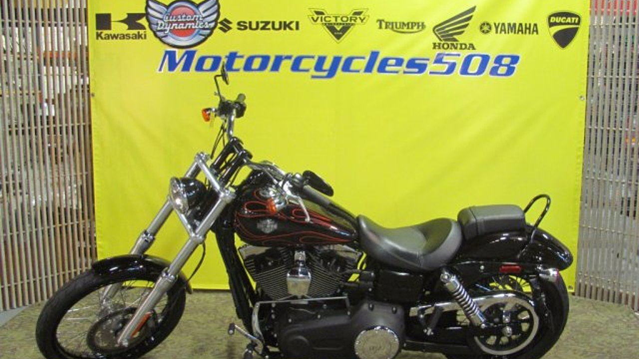2014 Harley-Davidson Dyna for sale 200482577