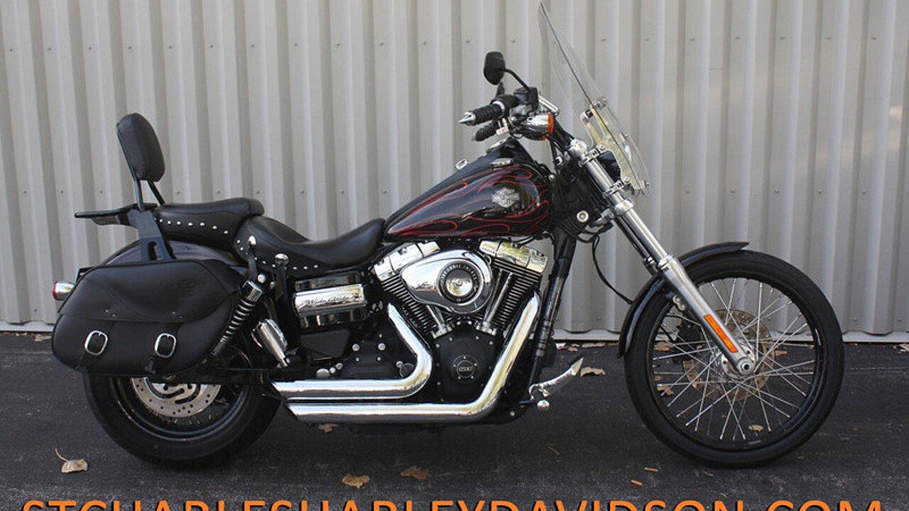 2014 Harley-Davidson Dyna for sale 200496474