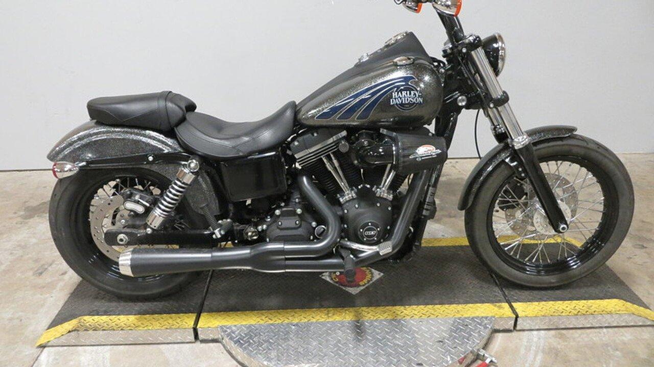 2014 Harley-Davidson Dyna for sale 200498042