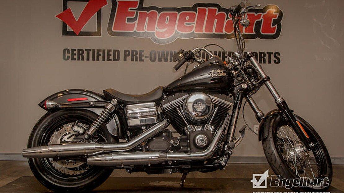 2014 Harley-Davidson Dyna for sale 200609028
