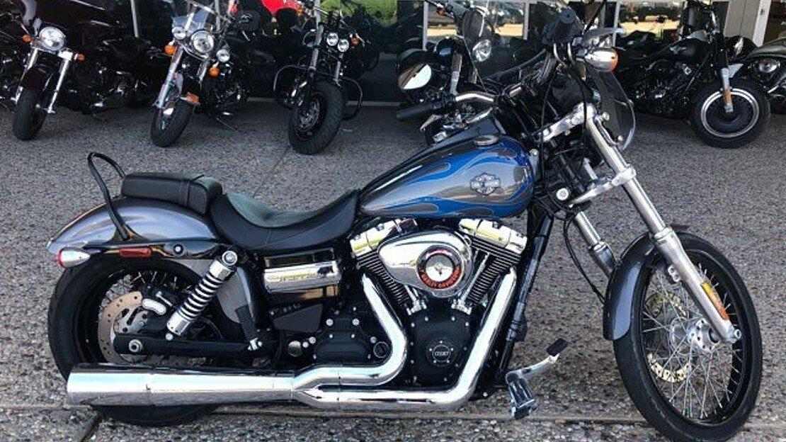 2014 Harley-Davidson Dyna for sale 200610875