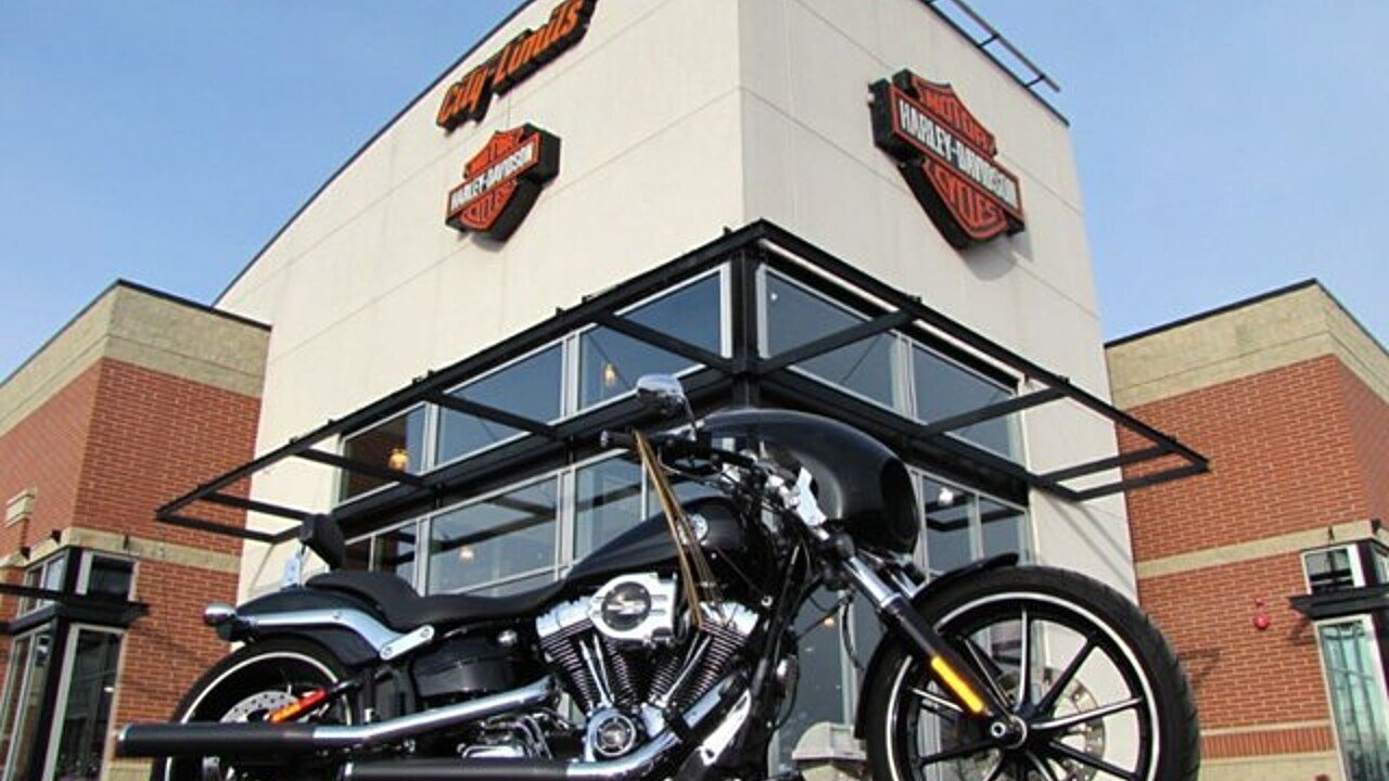 2014 Harley-Davidson Softail for sale 200544681