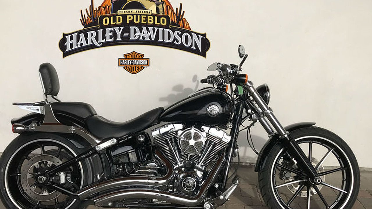 2014 Harley-Davidson Softail for sale 200548411