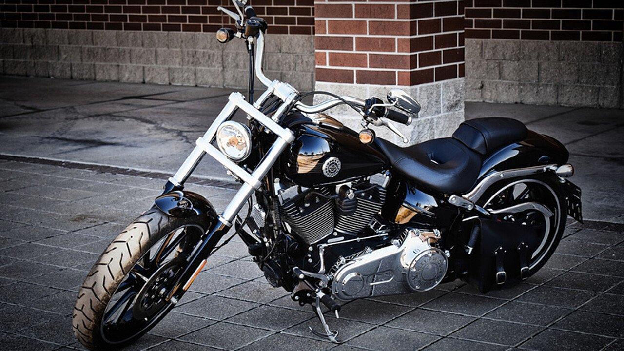 2014 Harley-Davidson Softail for sale 200569620