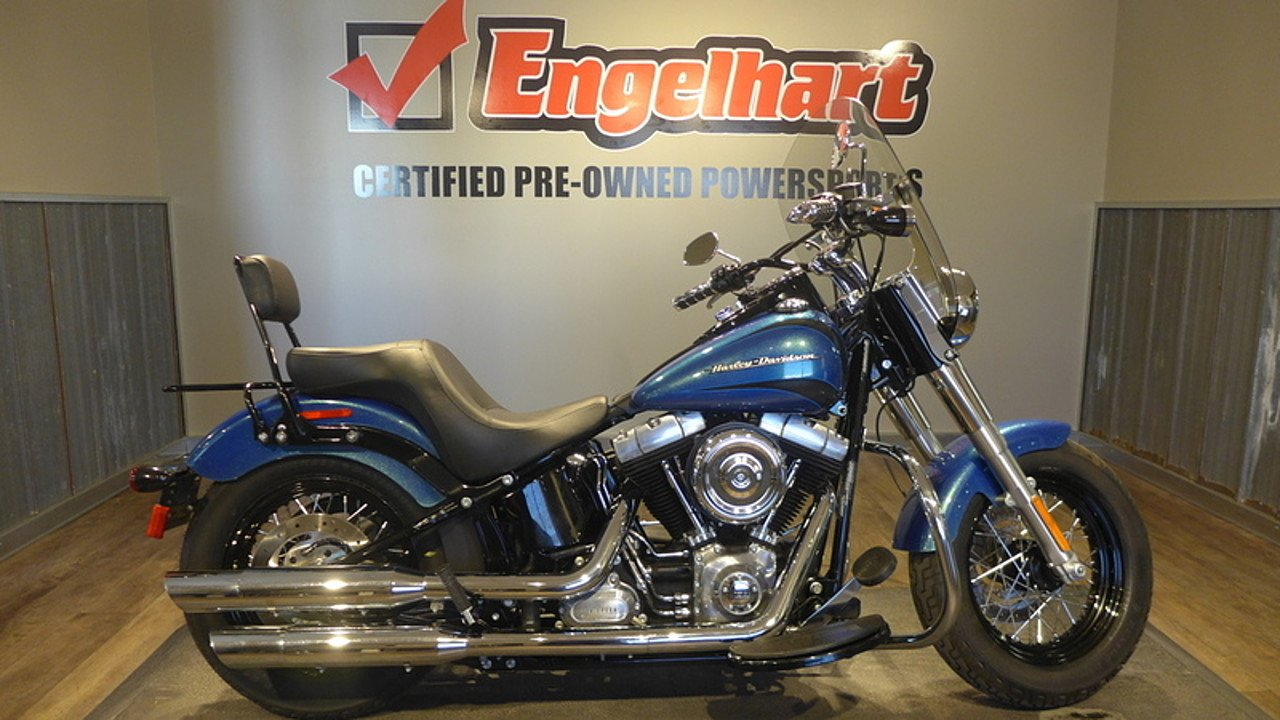 2014 Harley-Davidson Softail for sale 200582058