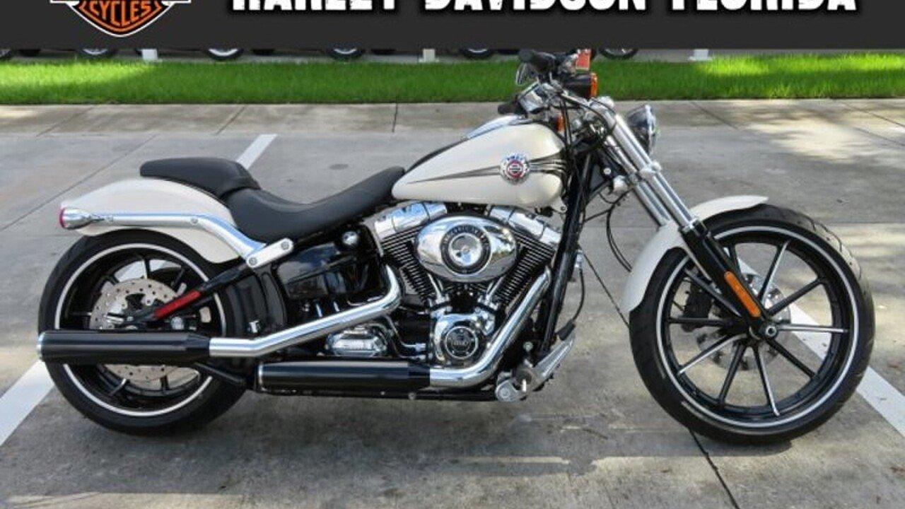 2014 Harley-Davidson Softail for sale 200583031