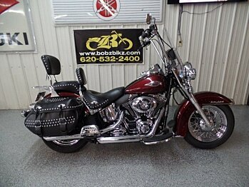 2014 Harley-Davidson Softail Heritage Classic for sale 200583281