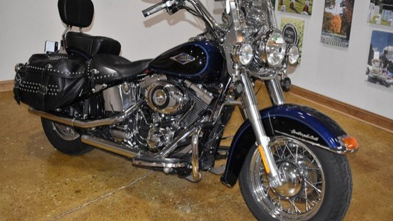 2014 Harley-Davidson Softail Heritage Classic for sale 200595435