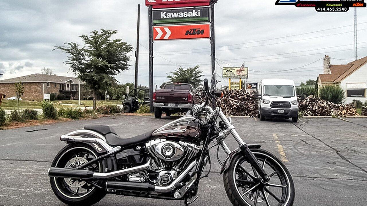 2014 Harley-Davidson Softail for sale 200618373