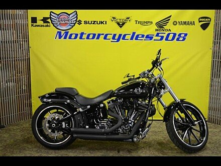 2014 Harley-Davidson Softail for sale 200534542