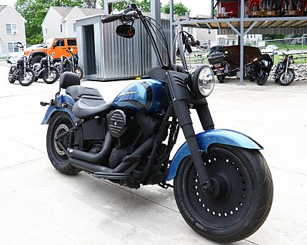 2014 Harley-Davidson Softail Fat Boy Lo for sale 200575799