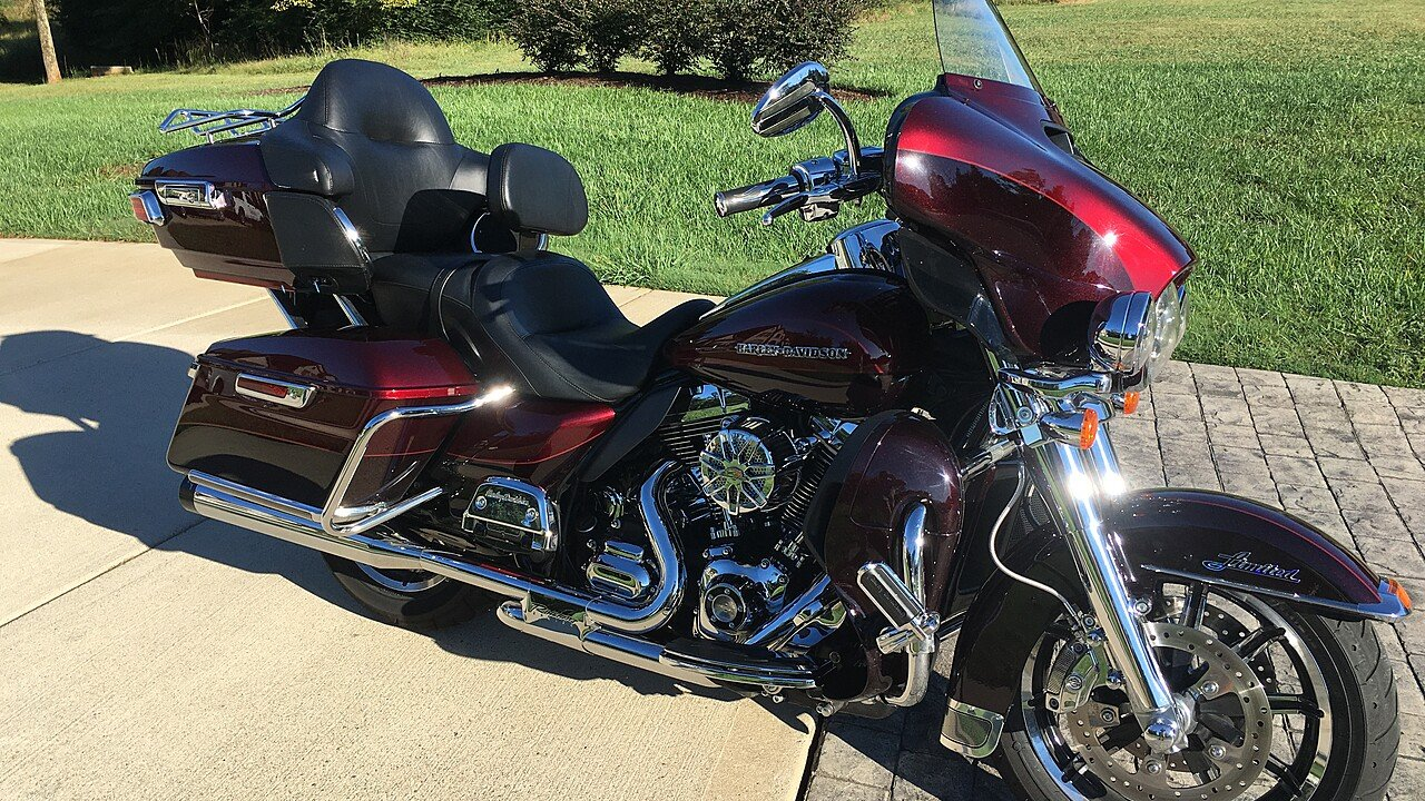 2014 Harley-Davidson Touring Electra Glide Ultra Limited for sale ...