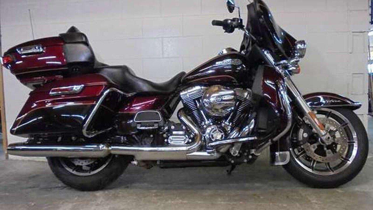 2014 Harley-Davidson Touring for sale 200431177