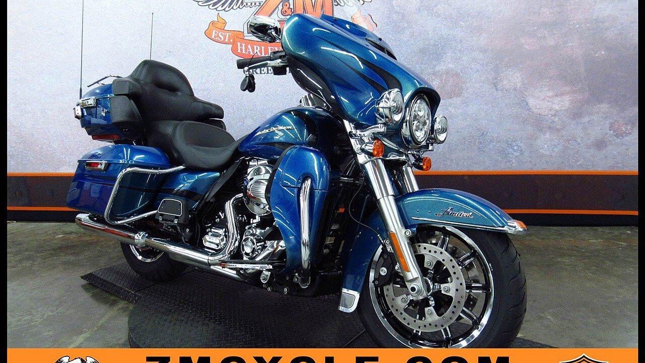 2014 Harley-Davidson Touring for sale 200438608