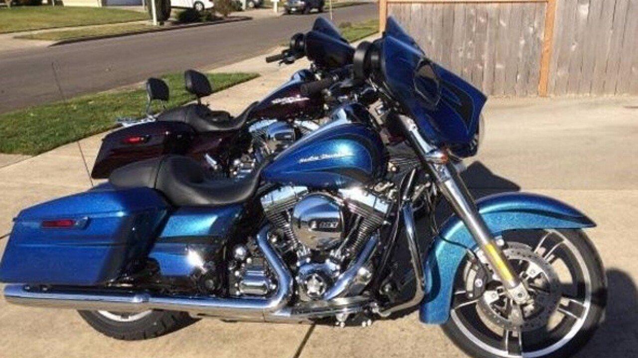 2014 Harley-Davidson Touring for sale 200455224