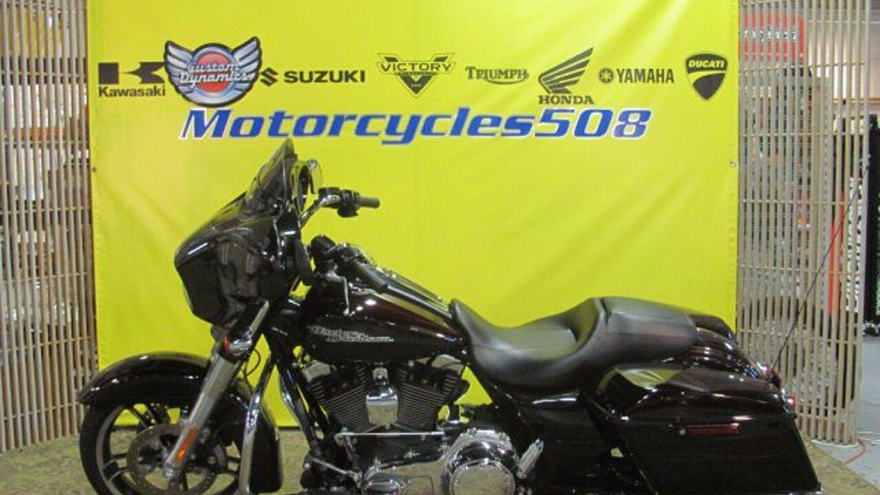 2014 Harley-Davidson Touring for sale 200485383