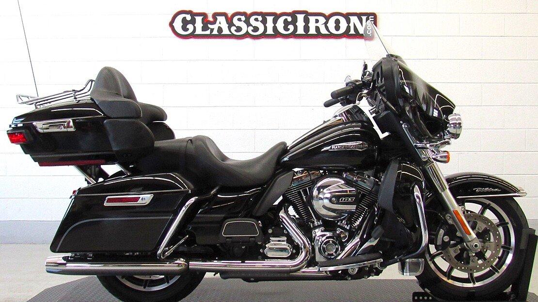 2014 Harley-Davidson Touring for sale 200579041