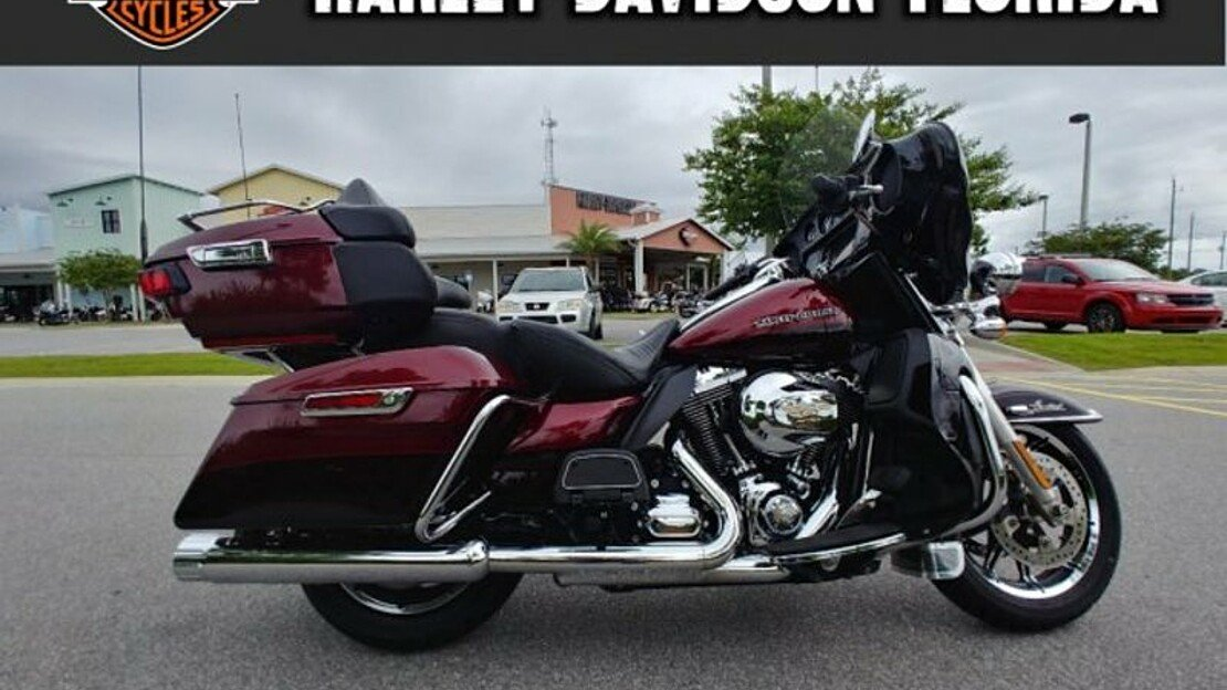 2014 Harley-Davidson Touring for sale 200581040