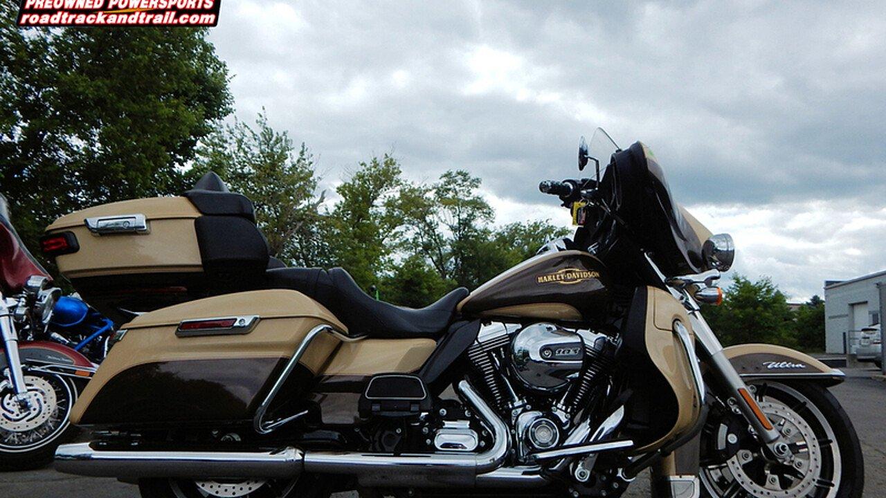 2014 Harley-Davidson Touring for sale 200609690