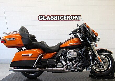 2014 Harley-Davidson Touring for sale 200615199