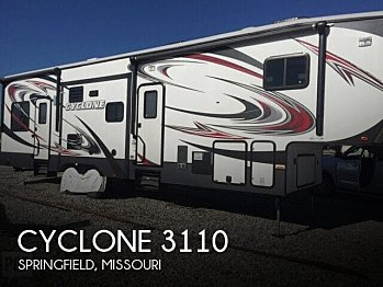 2014 Heartland Cyclone for sale 300105729