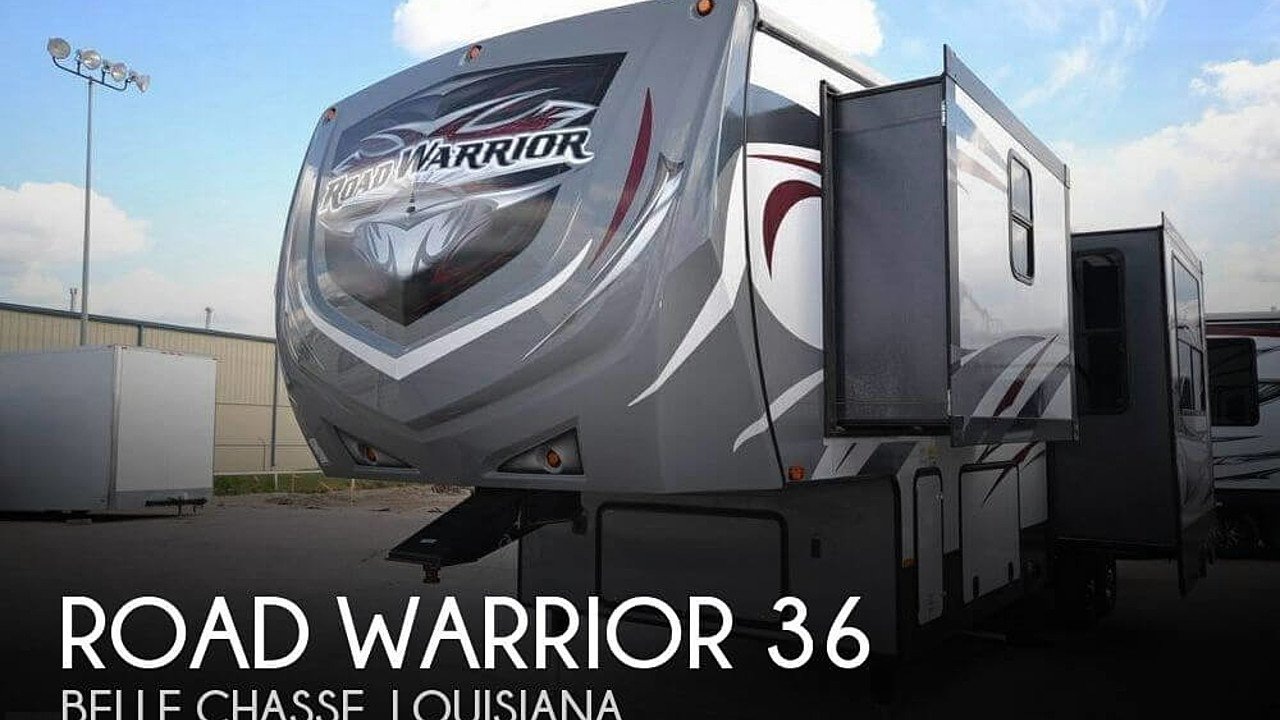 2014 Heartland Road Warrior for sale 300110628