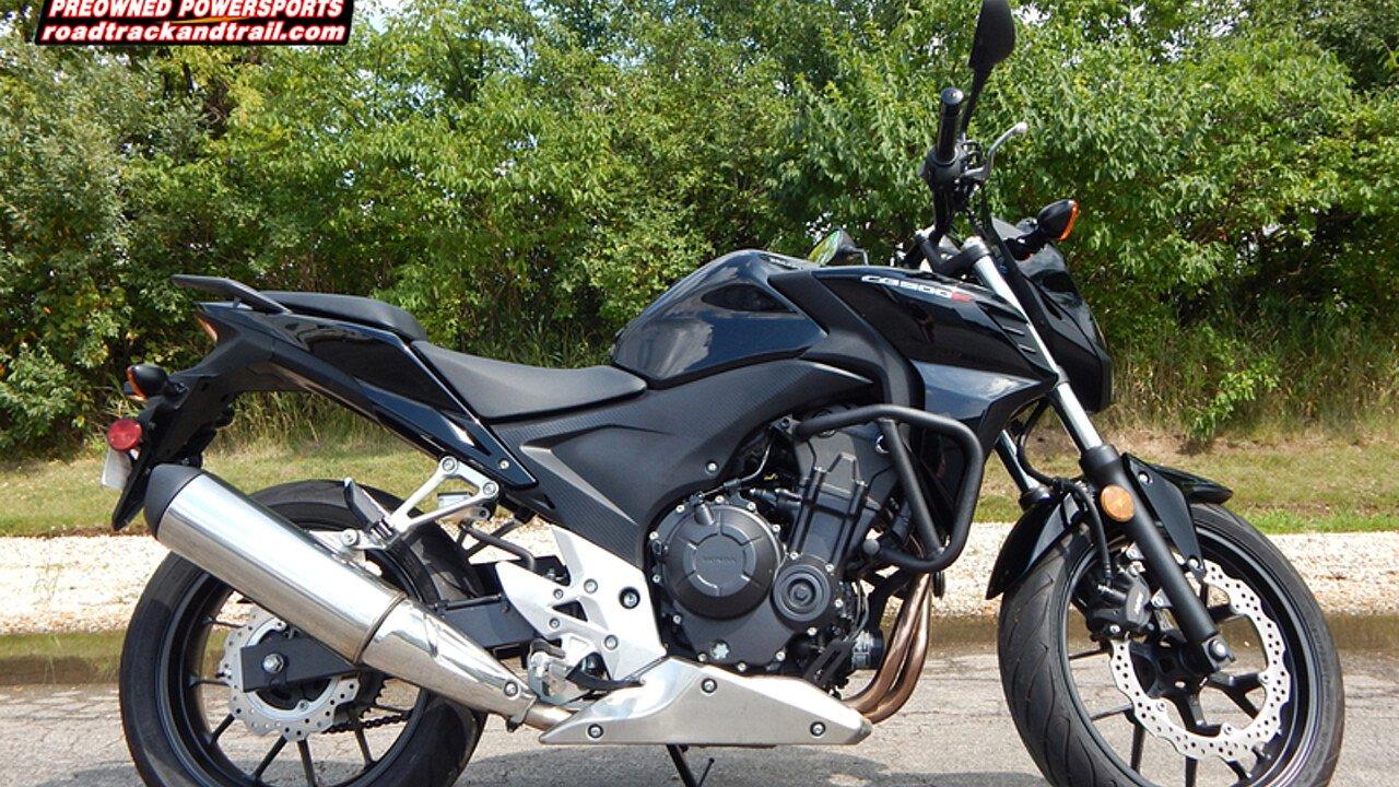 2014 Honda CB500F for sale 200484696