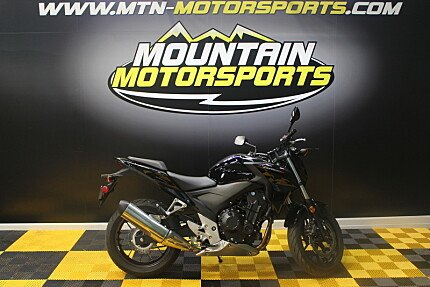 2014 Honda CB500F for sale 200574319