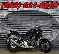 2014 Honda CB500F for sale 200629510